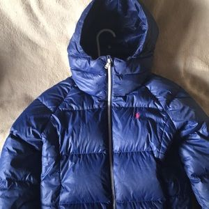 Kids Polo Jacket